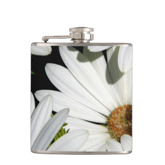 Cantil Flores da margarida branca