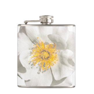 Cantil Foto da flor branca