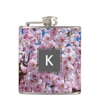 Cantil fotografia cor-de-rosa elegante da árvore da flor