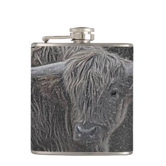 Cantil Fotografia da vaca das montanhas
