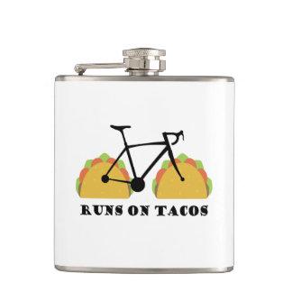 Cantil Funcionamentos em Tacos