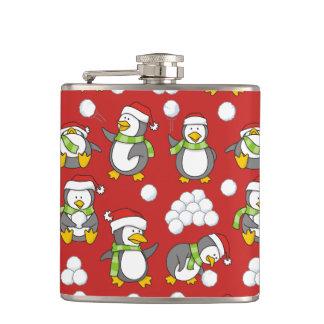 Cantil Fundo dos pinguins do Natal