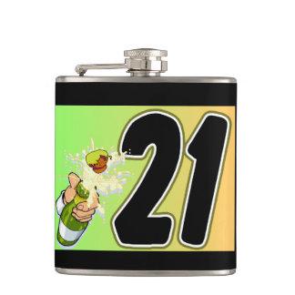 Cantil garrafa 21