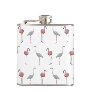 Cantil Garrafa anca da agitação do flamingo (escolha a