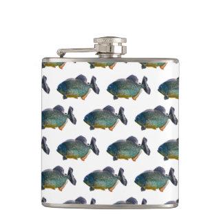 Cantil Garrafa anca da agitação do Piranha (escolha a