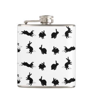 Cantil Garrafa anca dos coelhos de Binky (escolha a cor)