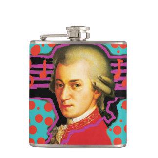 Cantil Garrafa de Mozart do pop art