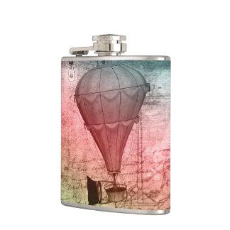 Cantil Garrafa do bebendo do esboço do balão de Steampunk