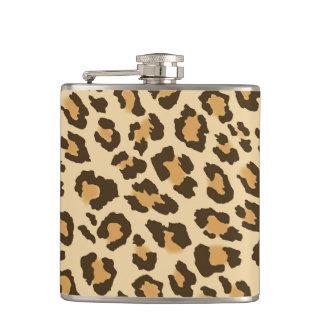 Cantil Garrafa do impressão do leopardo
