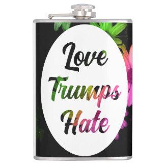 Cantil Garrafa do ódio dos trunfos do amor
