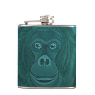 Cantil Garrafa do orangotango de Forest Green