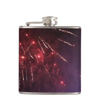 Cantil Garrafa dos fogos-de-artifício