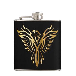 Cantil Garrafa envolvida pássaro de Phoenix Vinal