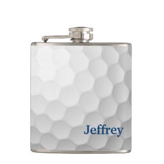 Cantil Garrafa temático do golfe personalizada