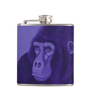 Cantil Garrafa violeta do gorila
