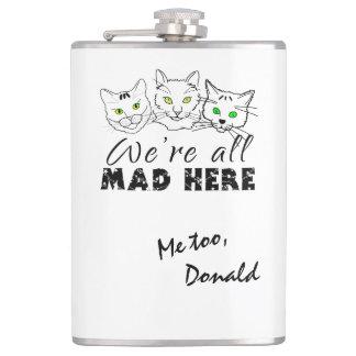 Cantil Gatos - nós somos tudo loucos aqui