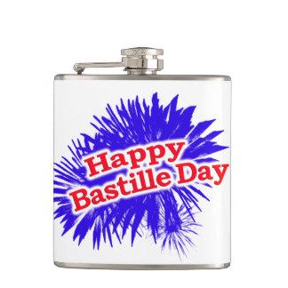 Cantil Gráfico feliz do dia de Bastille