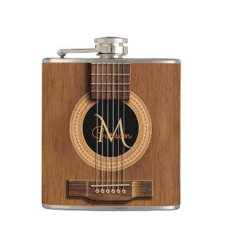 Cantil Guitarra acústica de madeira morna
