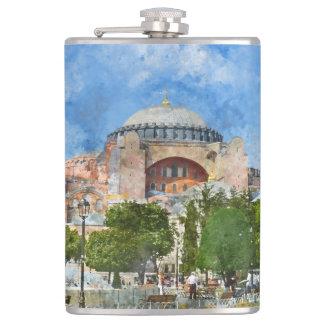 Cantil Hagia Sophia em Sultanahmet, Istambul