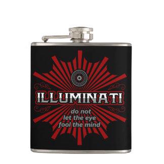 Cantil Illuminati não deixa o olho enganar a mente