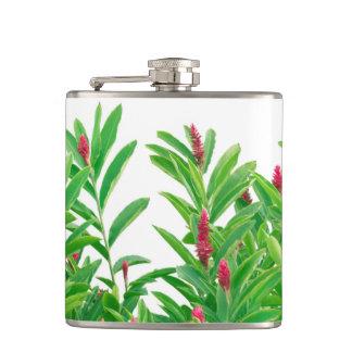 Cantil Impressão floral tropical