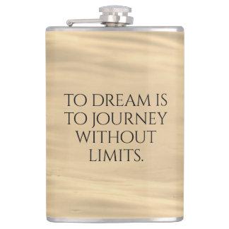 Cantil Inspirada ao sonho é viajar…