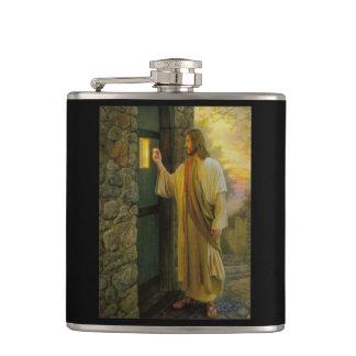 Cantil Jesus em seu vintage da porta