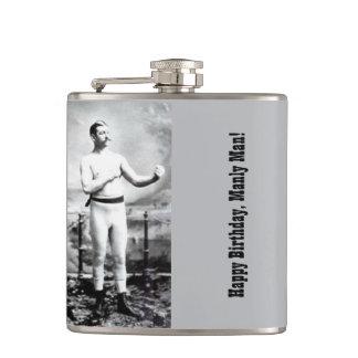 Cantil John L. Sullivan, pugilista do campeão