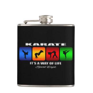 Cantil Karaté legal é um modo de vida
