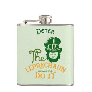 Cantil Leprechaun do dia de St Patrick