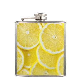 Cantil Limões amarelos da fatia