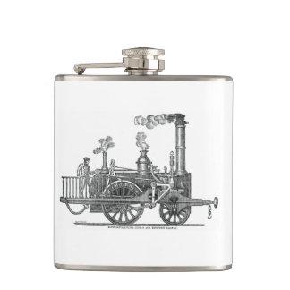 Cantil Locomotiva de vapor adiantada