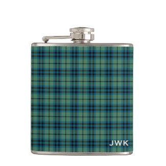 Cantil Luz de Keith do clã - monograma escocês verde do