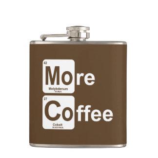 Cantil Mais mesa periódica do café