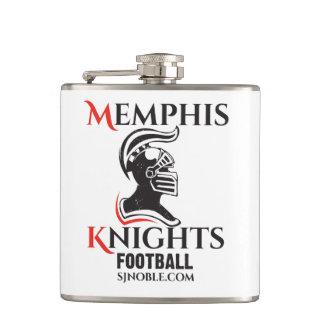 Cantil Memphis Knights a garrafa do logotipo