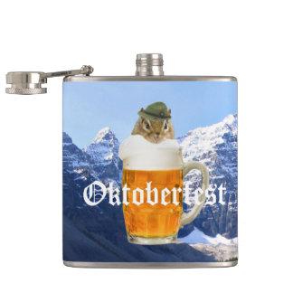 Cantil Montanhas bonitos de Oktoberfest do Chipmunk