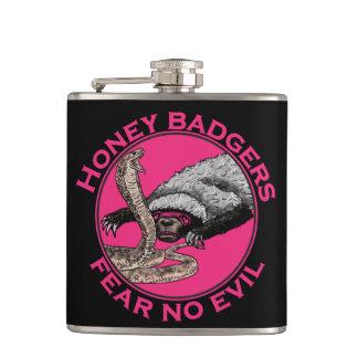 Cantil Não tema nenhum design animal cor-de-rosa