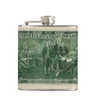 Cantil Nota de dólar dos E.U. 2