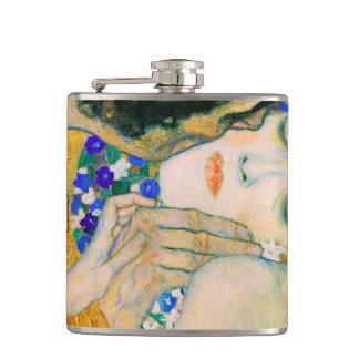 Cantil O beijo por Gustavo Klimt