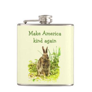 Cantil O coelho de coelho doce faz a garrafa do tipo de