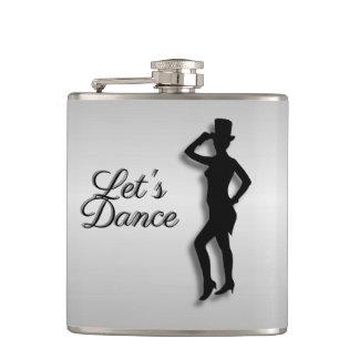 Cantil O dançarino de torneira deixou-nos dançar