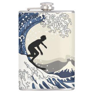 Cantil O grande surfista de Kanagawa