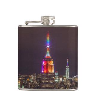 Cantil Orgulho do Empire State Building