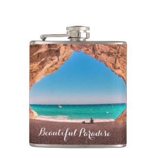 Cantil Paraíso bonito da praia