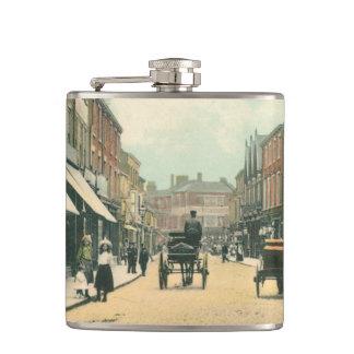 Cantil Pedágio Gavel, 1900) garrafas ancas de Beverley (