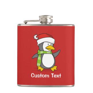 Cantil Pinguim do Natal que anda na neve