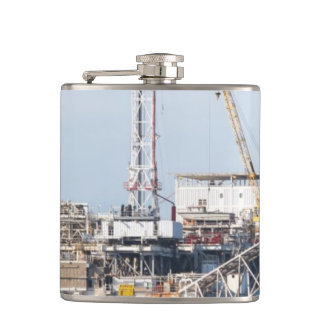 Cantil Plataforma petrolífera