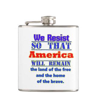 Cantil Porque nós resistimos. Para Amerca