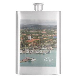 Cantil Porto de Aruba Monogrammed