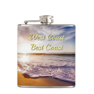 Cantil Praia da costa da costa oeste a melhor